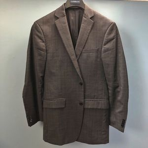 Men's Marc Anthony Slim-Fit Wool-Blend Suit Coat
